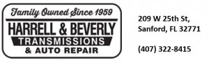 _Harrell and Beverly Transmissions and Auto Repair