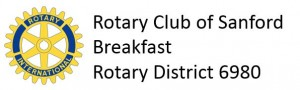 _Rotary Club of Sanford – Breakfast